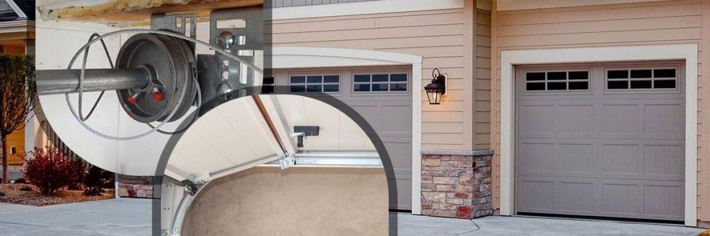 Garage Door Tracks Repair Lakewood